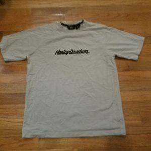 Men's Authentic Harley Davidson SS Shirt Size M
